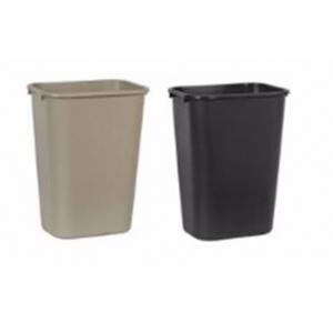 Botes de basura rectangulares