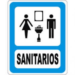 señalamiento baños